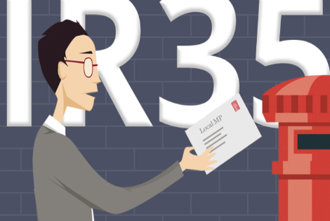 ContractorUK writes to MPs to stop IR35 changes from April 2020
